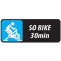 So Bike (45 min)